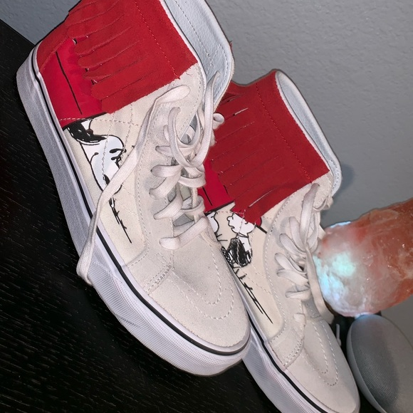 Vans Shoes - Peanuts x Vans (7.5)